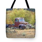 Ranch Truck II Tote Bag