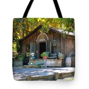 Rancho Sisquoc Winery Tote Bag