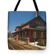 Randolf Depot Tote Bag