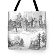 Randolph Macon College Tote Bag