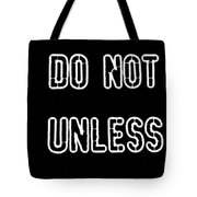 Random Words  Tote Bag