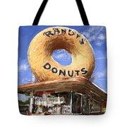 Randy's Donuts Tote Bag