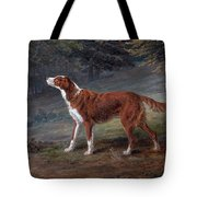 Ranger A Setter The Property Of Elizabeth Gray Tote Bag