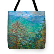 Ranges By Arnold Valley Tote Bag