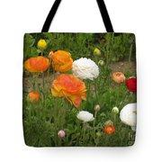 Ranunculus 5 Tote Bag