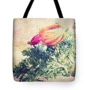 Ranunculus Stilllife Tote Bag