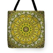 Rapeseed And Apples Tote Bag