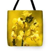 Rapeseed Tote Bag by Trevor Wintle