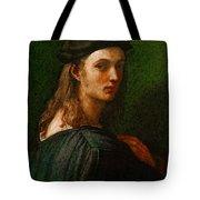 Raphael Portrait Of Bindo Altoviti Tote Bag