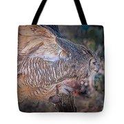 Raptor 28 Tote Bag
