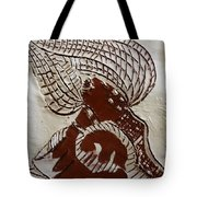 Rapture - Tile Tote Bag