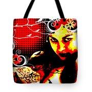 Rapturous Fascination Tote Bag