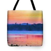 Raquette Sunrise 2 Tote Bag