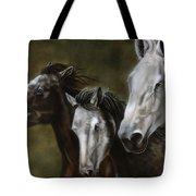 Rare Breeds Running Tote Bag