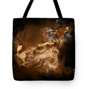 Rare Spotted Deer Tote Bag