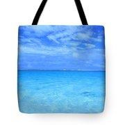 Rarotongan Shores Tote Bag