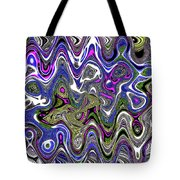 Rasdozell Abstract Tote Bag