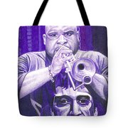 Rashawn Ross Tote Bag