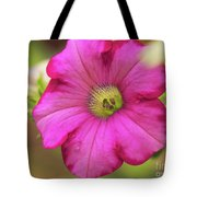 Raspberry Blast On A Brilliant Summer Day Tote Bag