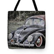 Rat Rod Beetle Tote Bag