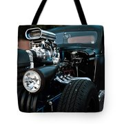 Rat Rod Coupe Tote Bag