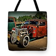 Rat Rod For Sale Tote Bag