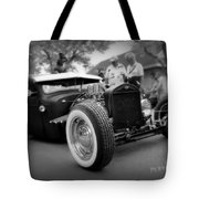 Rat Rod Looker Tote Bag