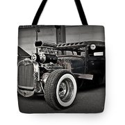 Rat Rod Scene 3 Tote Bag