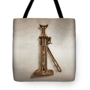 Ratchet And Screw Jack II Tote Bag