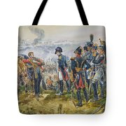 Ratisbon Incident Of The French Camp Tote Bag