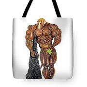 Rattus Herculean Tote Bag