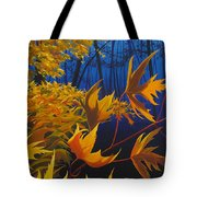 Raucous October Tote Bag