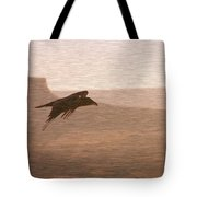 Raven 1 Tote Bag