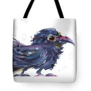 Raven 3 Tote Bag