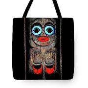 Raven Child Tote Bag