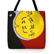 Raven Elk Moon  -013 Tote Bag