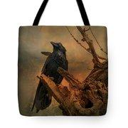 Raven Lover Tote Bag