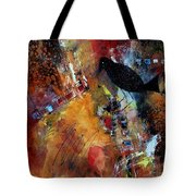 Raven Morgan 002 Tote Bag