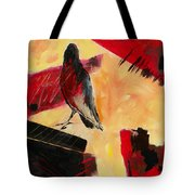 Raven Morgan 007 Tote Bag