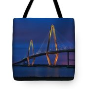 Ravenel Bridge Tote Bag