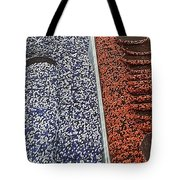 Ravens And Orioles Nonpareils Tote Bag