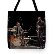 Ravi Coltrane 2 Tote Bag