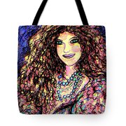Ravishing Beauty Tote Bag