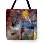 Raw Emotions II Tote Bag