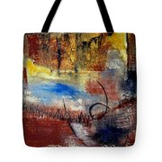 Raw Emotions Tote Bag
