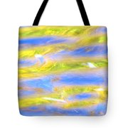 Rays Of Love Tote Bag