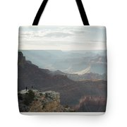 Rays Of The Grand Canyon Tote Bag