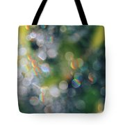 Rays Up Close Tote Bag