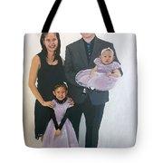 Razi And Her Family Tote Bag