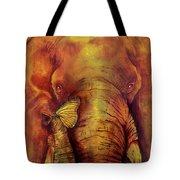 Re-birth Tote Bag